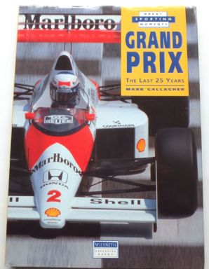 GRAND PRIX THE LAST 25 YEARS (Gallagher 1991)